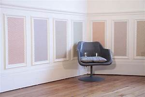 Moulure Bois Mur : d co bas de murs lambris moulure peinture maison cr ative ~ Zukunftsfamilie.com Idées de Décoration