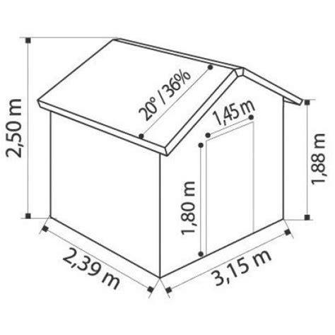 chambre pour auvent caravane abri de jardin pvc grosfillex utility 7 53 m2 trigano store