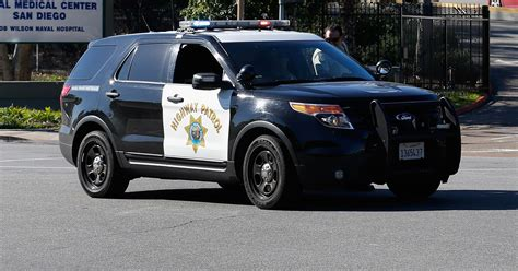 Nation's Most Popular Police Car Is Now An Suv