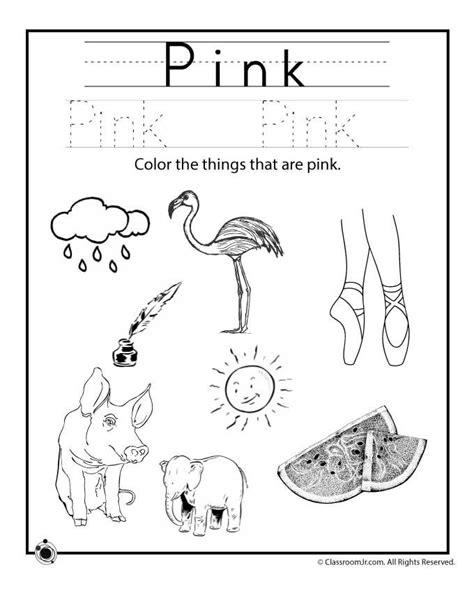 learning colors worksheets for preschoolers my classroom preschool worksheets teaching