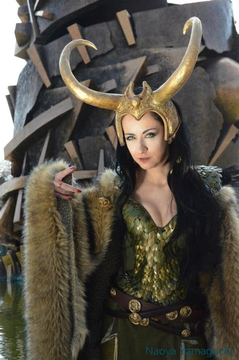 Lady Loki By Atra In Wonderland On Deviantart