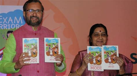 Narendra Modi's new book 'Exam Warriors' launched