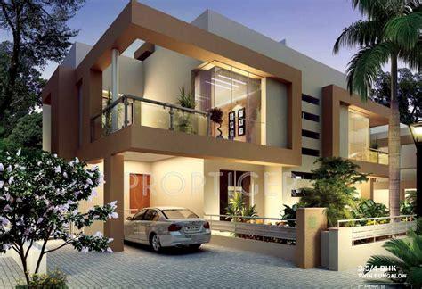 kolte patil twin bungalows  villa  hinjewadi pune