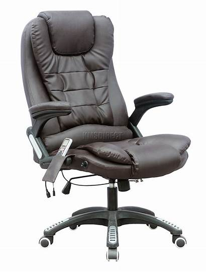 Chair Office Computer Massage Leather Reclining Point