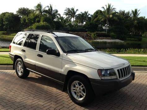 tan jeep grand cherokee purchase used 2004 jeep grand cherokee laredo white tan 61
