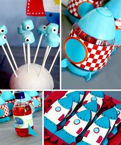 Kara's Party Ideas Space Cadet Party with TONS of FUN ...