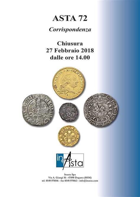 in asta inastapanorama numismatico panorama numismatico