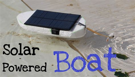 How To Make An Engine For A Boat In Minecraft by How To Make A Solar Powered Boat Simple Tutorial