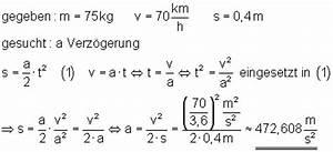 Verzögerung Berechnen : oberstufe l sung der aufgaben zum dynamischen grundgesetz ii ~ Themetempest.com Abrechnung