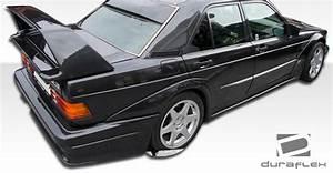 Mercedes 190 Evo 2 : 1984 1993 mercedes 190 w201 duraflex evo 2 wide body fender flares 6pc body kit ebay ~ Mglfilm.com Idées de Décoration