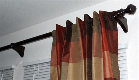 loaded curtain rod bunnings wooden curtain rods bunnings home design ideas