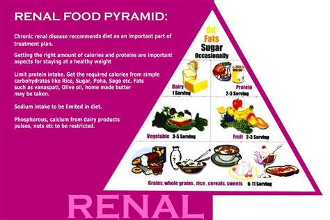 The diet attempts to reduce the build up of micronutrients in the blood in order to prevent, arrhythmias. Renal diabetic diet food list