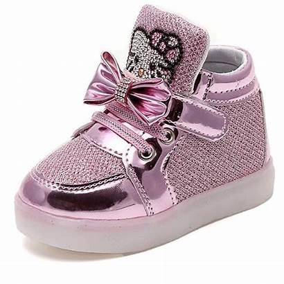 Shoes Children Boys Sneakers Sports Leather Pu