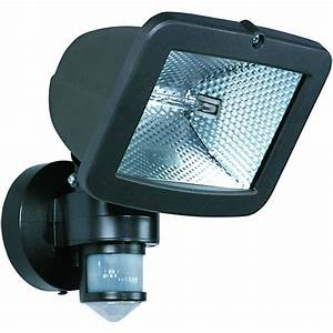 Wickes halogen professional floodlight with pir w r s
