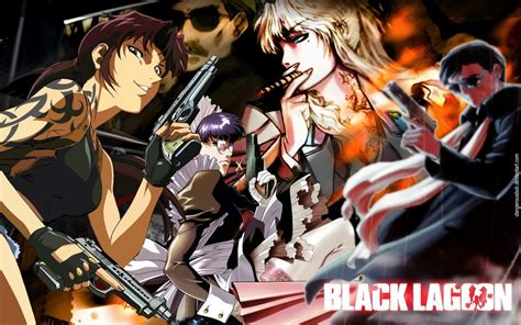 Black Lagoon Anime Wallpaper - black lagoon wallpaper 1680x1050 wallpoper 338763