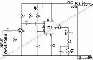 Analog Frequency Meter Circuit  U2013 Circuit Wiring Diagrams