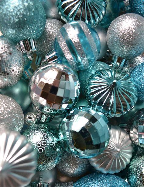 silver blue christmas decorations elegant tiffany blue christmas decor amazing design for less