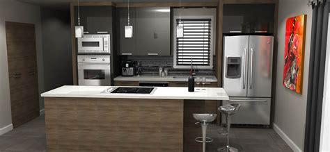 cuisine avenue plan de cuisine en 3d