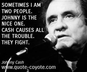 Cash Quotes. Qu... Funny Johnny Cash Quotes