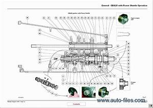 Massey Ferguson Tractors 5400  Repair Manuals Download