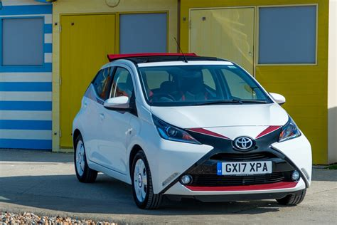 toyota auto company toyota reveals limited edition aygo x claim for summer
