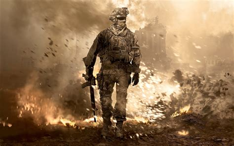 Over 50000 People Want Call Of Duty Modern Warfare 2 On