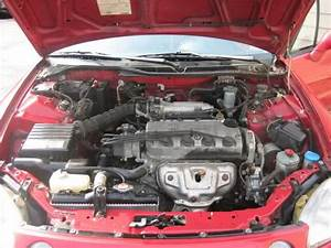 95 Del Sol Si  What Engine Is This