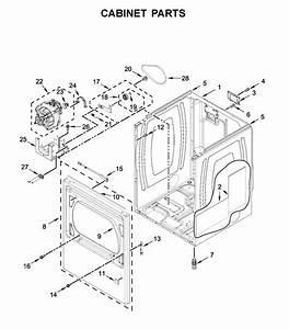 Kenmore 11061112021 Dryer Parts