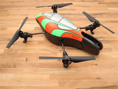 parrot ardrone review techpowerup