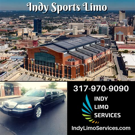 Indy Limo Services by Indy Sports Limo From Indy Limo Services 317 970 9090