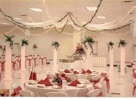 cheap wedding decor ideas