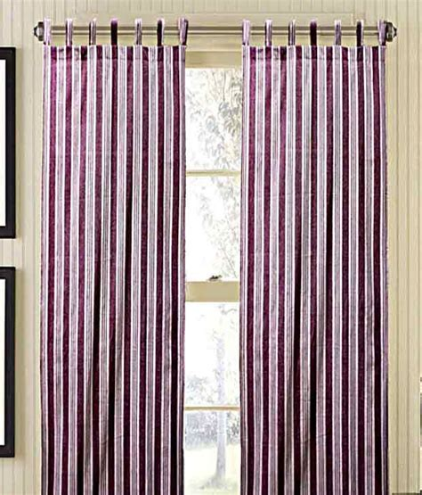 dekor world curtains dekor world single long door loop curtain buy dekor