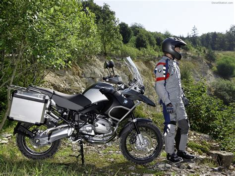 2010 Bmw R 1200 Gs Adventure Exotic Bike Wallpapers #08 Of