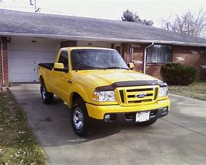Joebillygoat 2007 Ford Ranger Regular Cab Specs  Photos  Modification Info At Cardomain