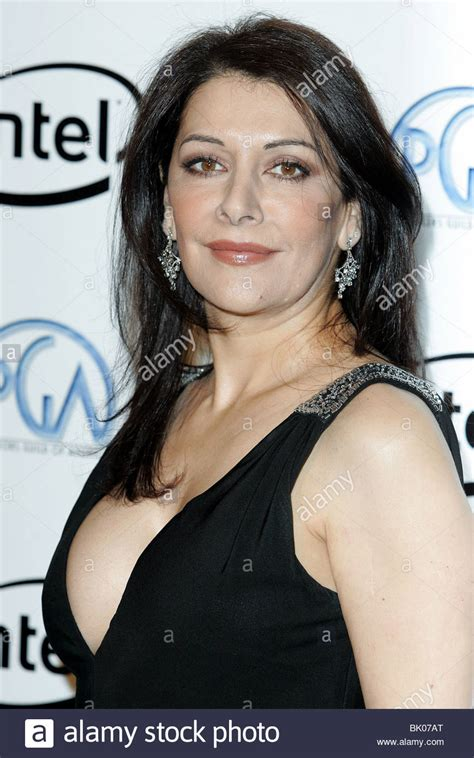 Marina Sirtis High Resolution Stock Photography and Images - Alamy