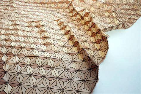 Wooden Textiles   InteriorZine