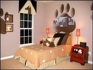 Puppy Dog Boy's Room - Traditional - Kids - atlanta - by