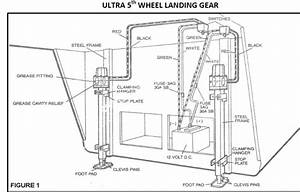 Wiring Diagram For The Ultra Fab Landing Gear Part   Uf17