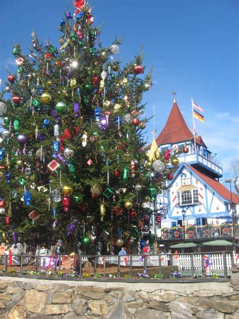 christmas towns  georgia