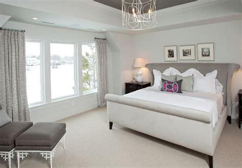 peinture grise chambre peinture chambre adulte gris deco maison moderne