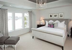 couleur peinture chambre adulte deco maison moderne With couleur pour chambre adulte