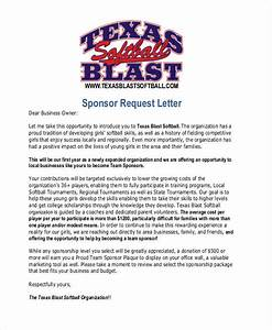 letter for requesting sponsorship image collections With softball fundraiser letter
