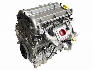 Engine Bare Saab 9