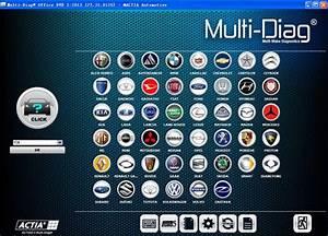 Logiciel Diagnostic Pc : multidiag actia i 2013 multi di g access j2534 obd2 device ~ Medecine-chirurgie-esthetiques.com Avis de Voitures
