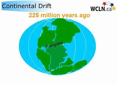 Earth Theory Pangea Continental Drift Crust Pangaea