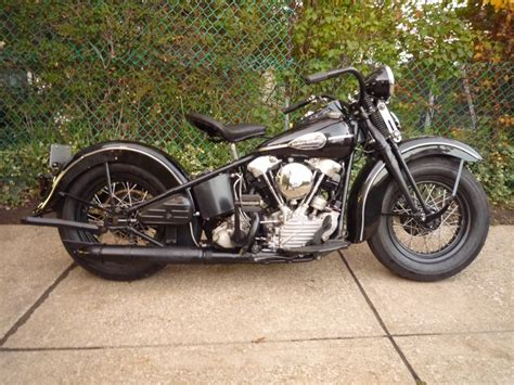 1941 Harley Davidson Knucklehead Retro_jpg Wallpaper