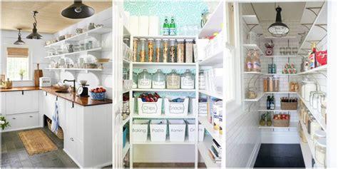 16 Kitchen Pantry Organization Ideas