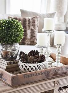 67, Rustic, Tray, Ideas, To, Style, Your, Coffee, Table, -, Page, 45, Of, 67