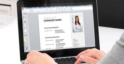 mit powerpoint bewerbungsvorlagen erfolgreich zum job