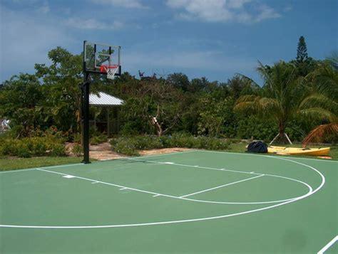 Basketball Court Construction | Asphalt Basketball Court ...